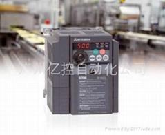三菱變頻器FR-D700系列(簡易型)