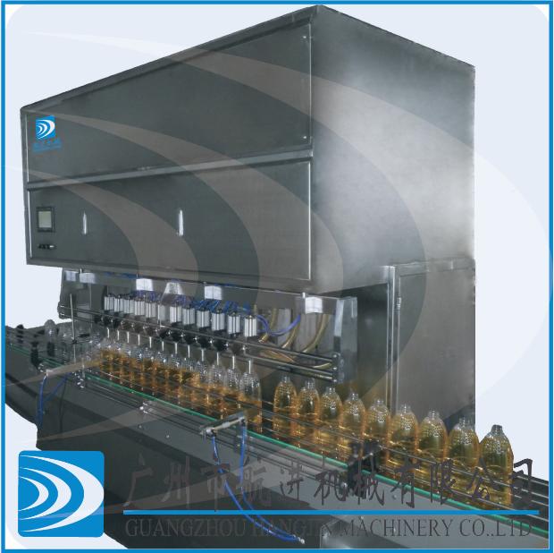 食用油灌装机 3