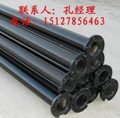 礦用聚乙烯塗層復合鋼管