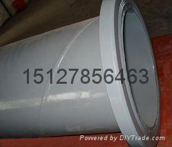 聚乙烯塗塑鋼管 1