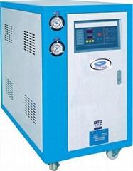 低温冷水机  箱型水冷式冷水机 氧化专用工业冷水机
