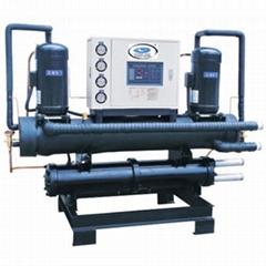 深圳低温冷水机 耐腐蚀工业冷水机  深圳电镀工业冷水机