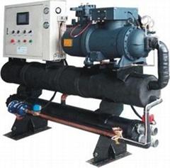 深圳川惠供应大型高精密制冷设备 螺杆机 螺杆式冷水机 低温制冷设备