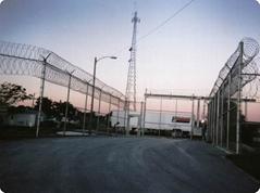 監獄安全護欄網