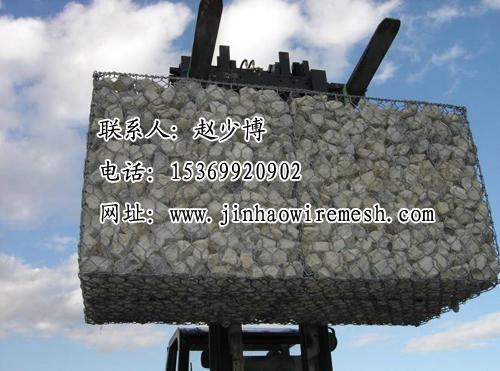 电镀锌石笼网 1