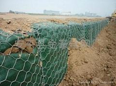 鋅鋁合金絲石籠網
