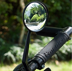 电动车后视镜 360度无死度镜子