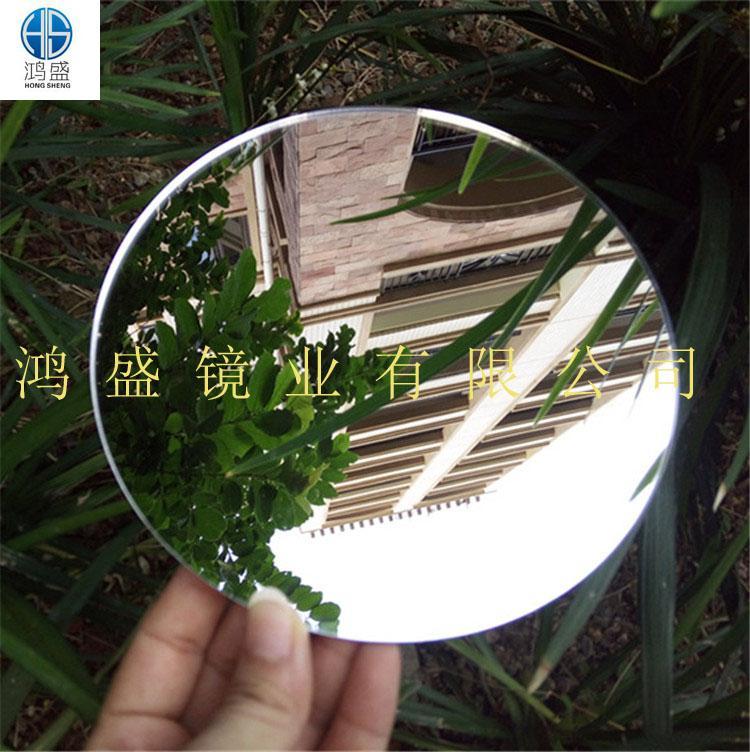 亞克力鏡片鏡子 化妝鏡子 1