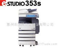 惠阳复印机出租 1