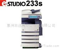 惠州東芝復印機出租