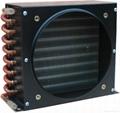 air cooled condenser/air cooler condenser/condenser coil/copper condenser