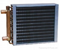 condenser coil/hot water coil/chiled water coil