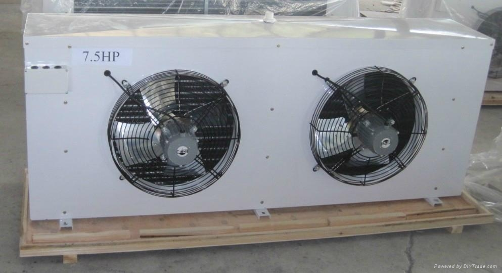 Evaporative air cooler for cold room  2
