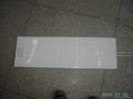 Refrigerator condenser/roll bond evaporator