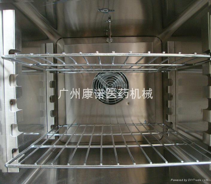 实验室全不锈钢烘干箱 2