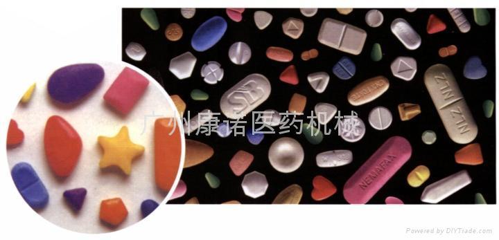 中型粉末壓片機 2