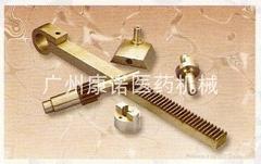 YK160搖擺式顆粒機齒條