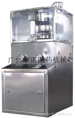 小型單沖壓片機 3