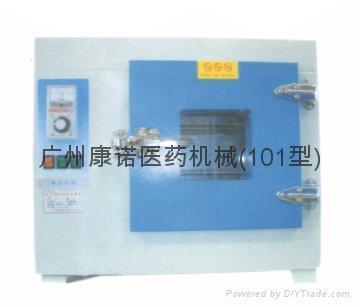 小型熱風循環烘乾機 1