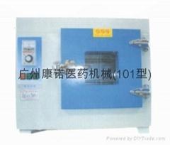 小型热风循环烘干机
