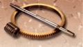 ZP33蜗轮、传动轴、蜗杆