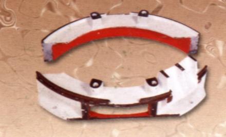 ZP33蝸輪前罩、蝸輪后罩 1