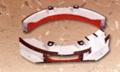 ZP33蝸輪前罩、蝸輪后罩