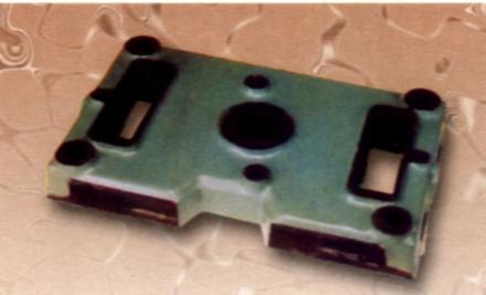 ZP33旋转式压片机上压轮架 1