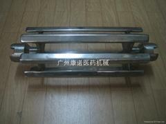 YK160刮粉軸(七邊滾筒)