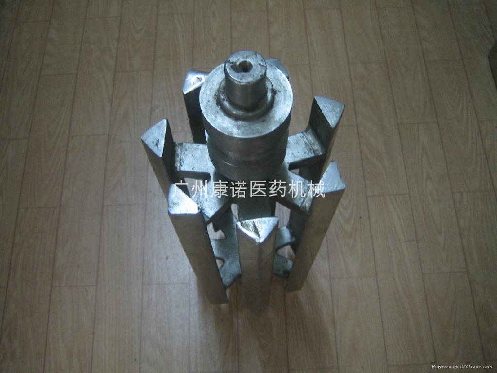 中南YK160不鏽鋼滾筒 2