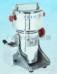 小型中藥材磨粉機 2