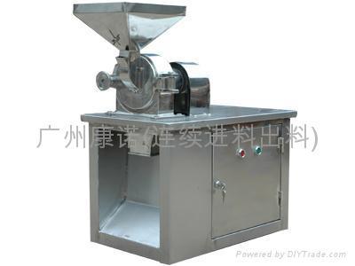 小型中藥材磨粉機 3