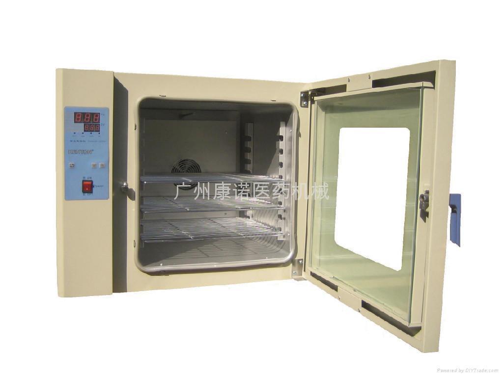 小型電熱恆溫乾燥箱(KH型) 2