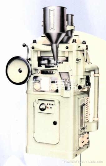 ZP-33旋轉式壓片機 1
