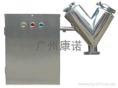小型槽形混合機(全不鏽鋼) 3