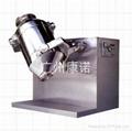 小型槽形混合机(全不锈钢) 4