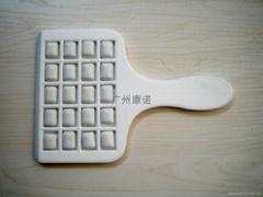定量口香糖装瓶计数板