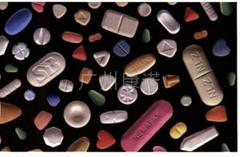 各种片剂形状
