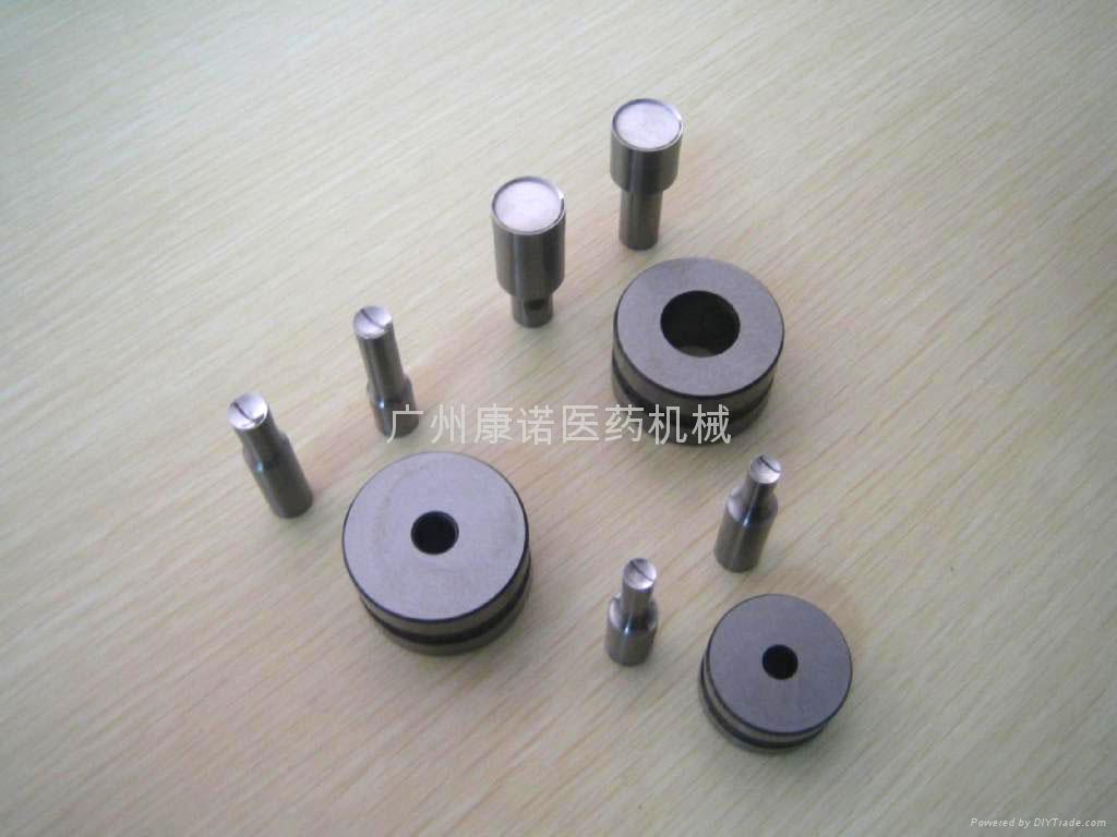 单冲压片机圆形模具、异形模具 1