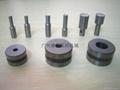 单冲压片机圆形模具、异形模具