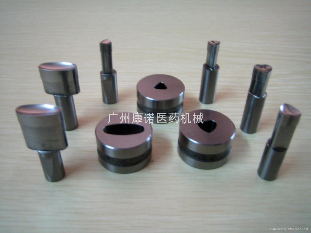 单冲压片机圆形模具、异形模具 3