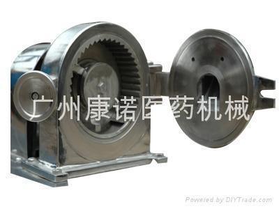 小型中藥材磨粉機 4