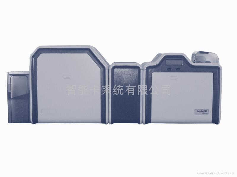 M4000 Retransfer color card printer 1