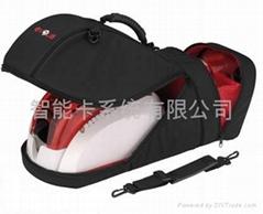 Evolis travel bags for Pebble4 and Dualys3 card printers