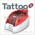 Tattoo2 彩色/單色 印卡機