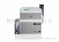 XID8300 single sided color card retransfer printer 1