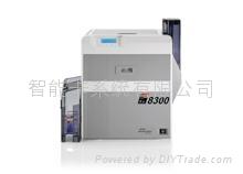 XID8300 單面熱轉印印卡機