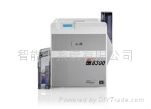 XID8300 single sided color card