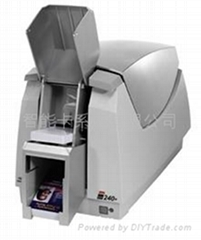 DCP240+ color/monochrome card printer