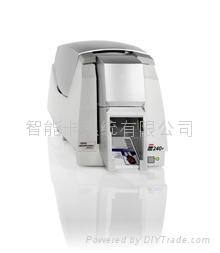 DCP240+ color/monochrome card printer 2